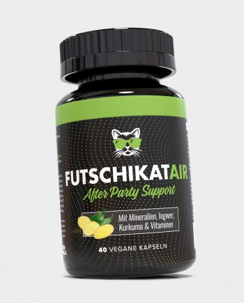 FutschikatAir - After Party Support Dose Futschikater Anti Kater Mittel
