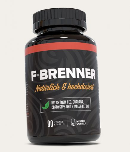 F-Brenner - Der Fatburner von Mister Gorilla